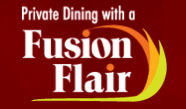 Fusion Flair Catering Logo